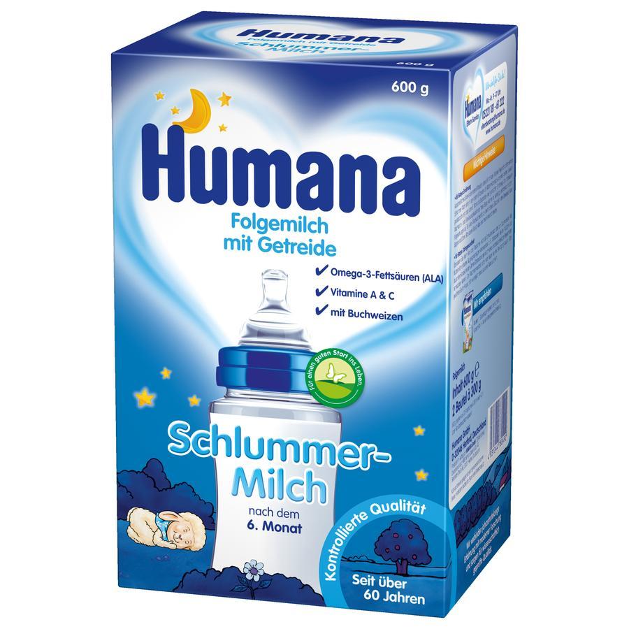 HUMANA Slumber Milk 600g