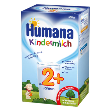 Humana Children's Milk 2+ 550g