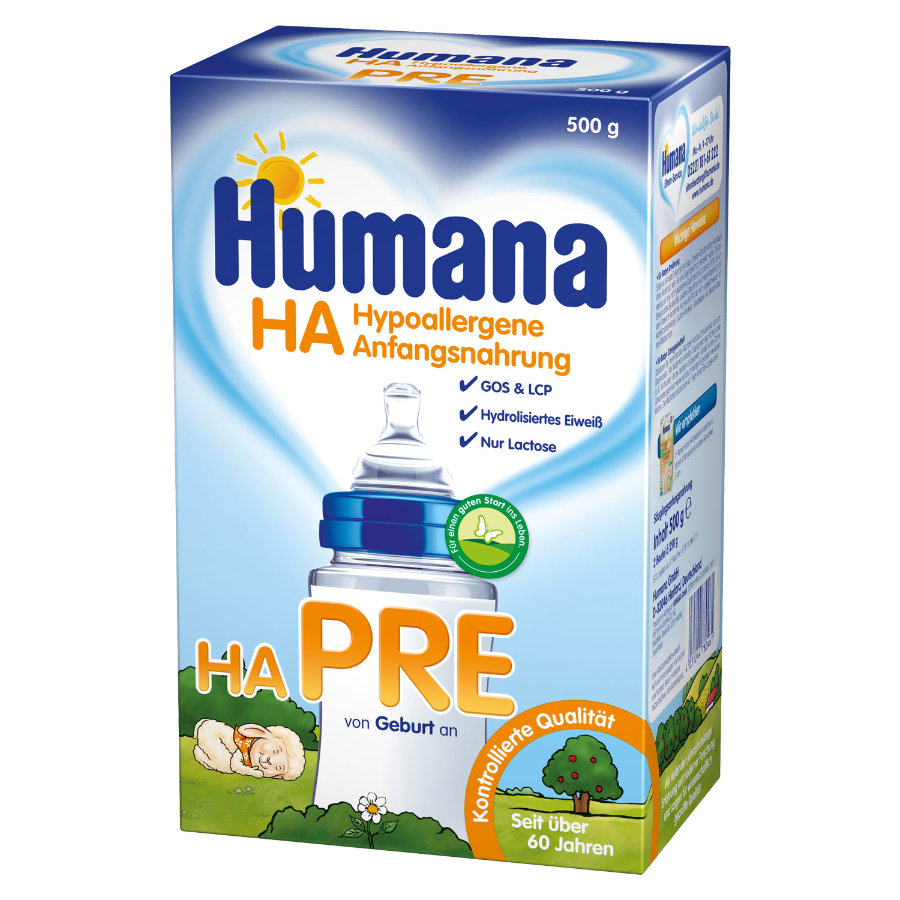 Humana HA PRE Spezialnahrung 500 g