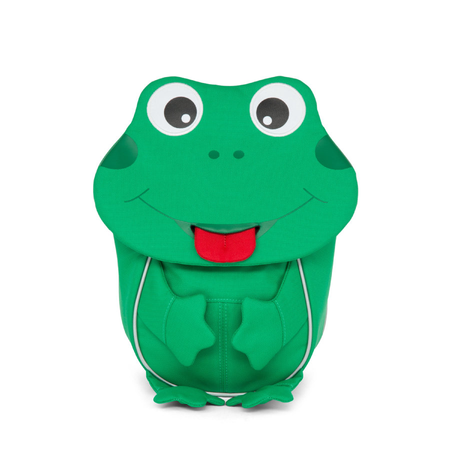 Affenzahn Malý kamarád - dětský batoh: Žabák Finn