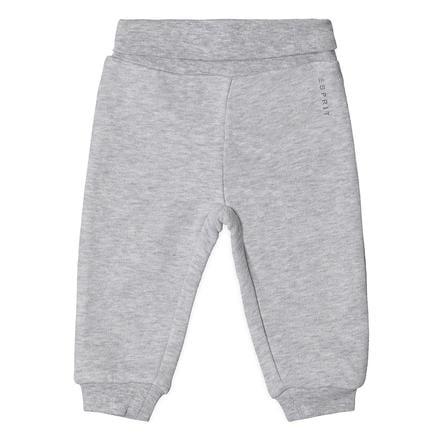 ESPRIT Girl s Sweat-Pants mid heather grey