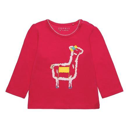 ESPRIT Girl s Framboos shirt met lange mouwen