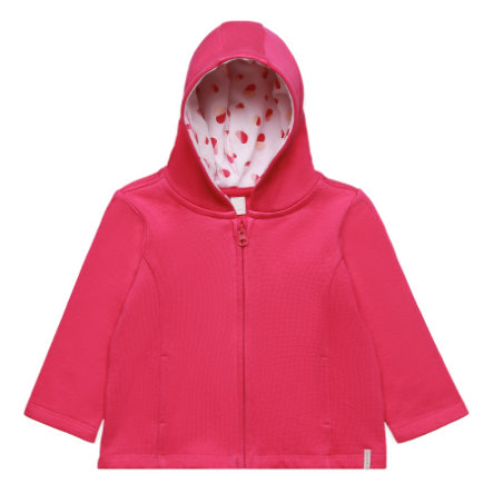 ESPRIT Girls Sweatjacke raspberry