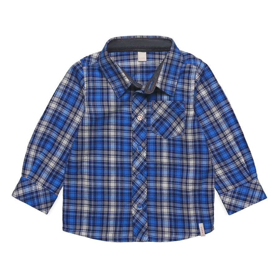ESPRIT Boys Koszulka azur niebieski