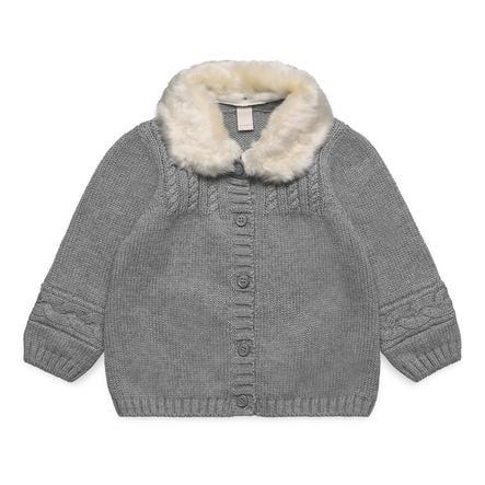 ESPRIT Cardigan bébé gris bruyère mi-lourde
