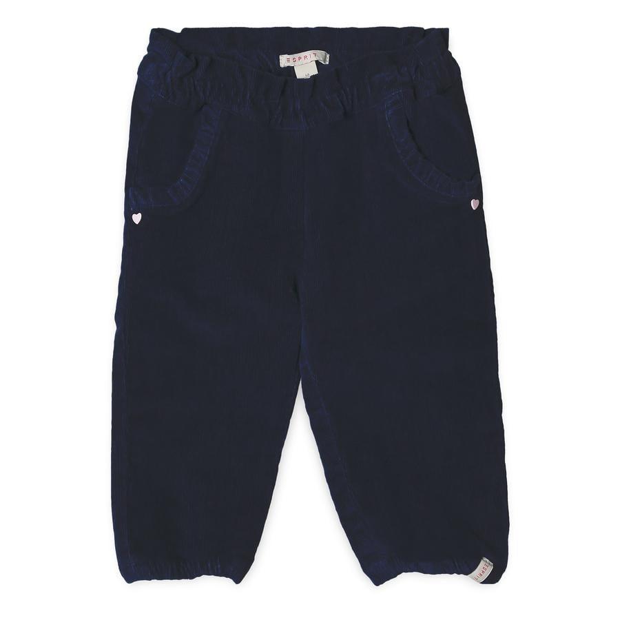 ESPRIT Girl Pantalon s marine