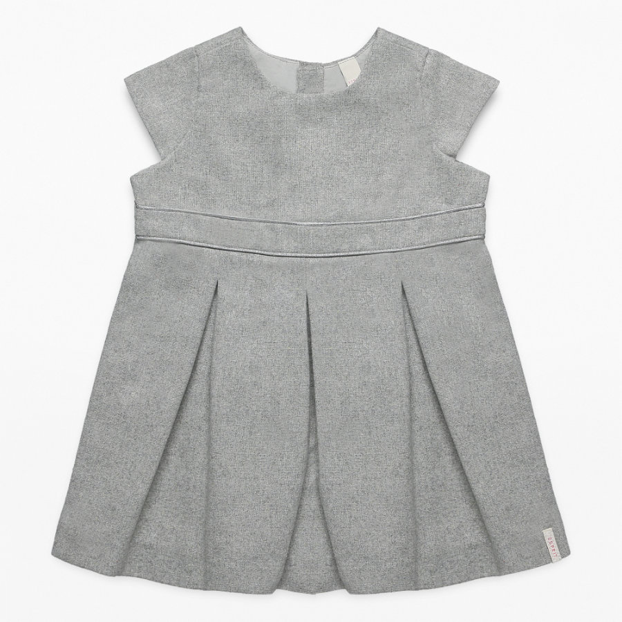 ESPRIT Girls Kleid pastel grey