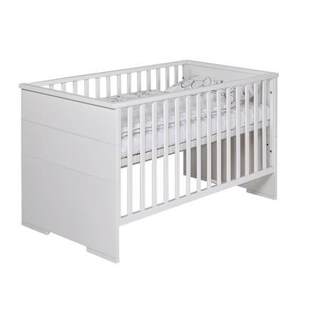 Schardt Kombi-Kinderbett Maxx white 70 x 140 cm
