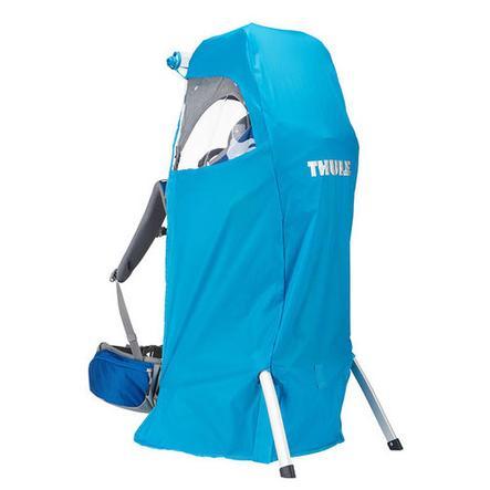 Thule Habillage pluie pour porte-bébé Sapling, bleu