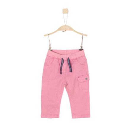 s.Oliver Girls Strechtjeans pink