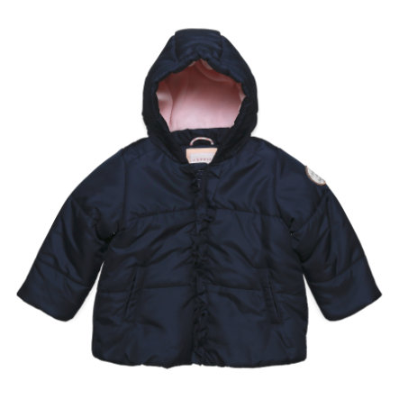 ESPRIT Girls Winterjacke navy