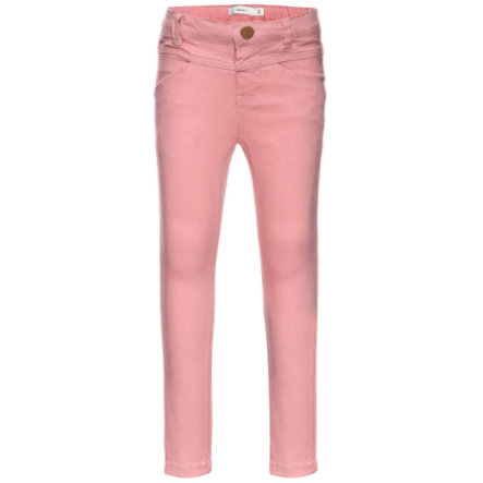 name it Girls Jeans Aline rose tan