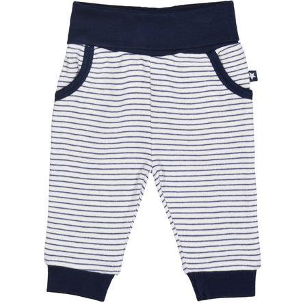 STACCATO Boys Spodnie z białymi paskami.