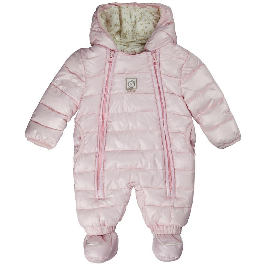 KANZ Baby Kombinezon zimowy, różowy
