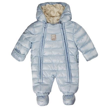 KANZ Baby Schneeanzug, hellblau