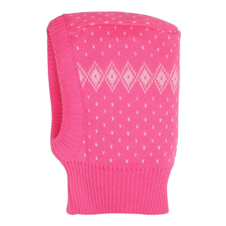 maximo Girls Schlupfmütze Pünktchen fandango pink