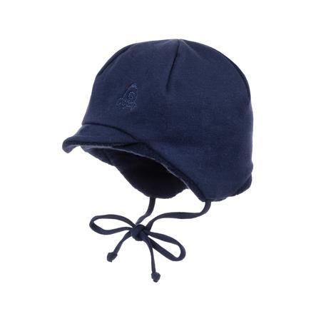 maximo Mütze mit Schild Jersey marine