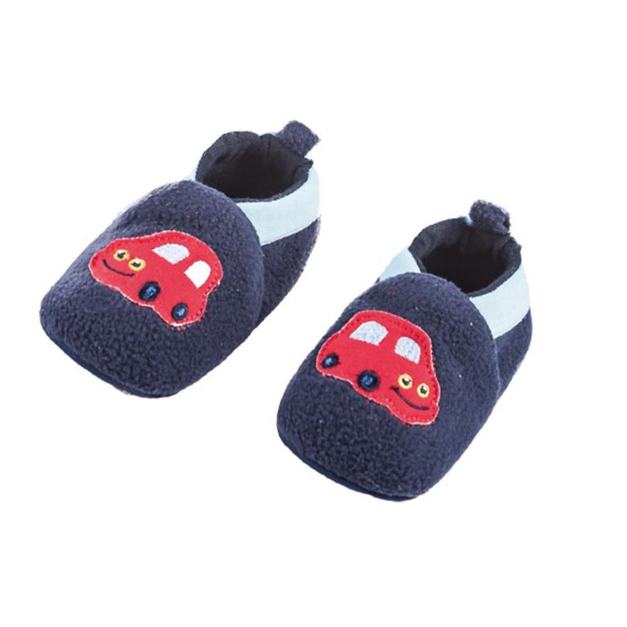 maximo Boys Chaussure de marche à quatre pattes voiture rouge marine