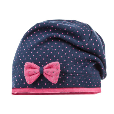 maximo Girls Beanie navy