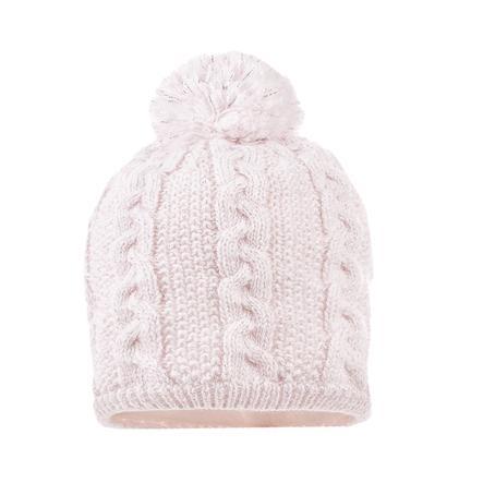 maximo Girl Tappo s Cappello Pompon rosa pallido