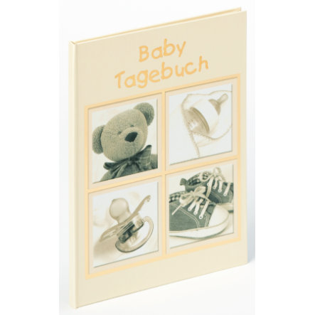 walther design - Baby diario Sweet Things (LINGUA TEDESCA)