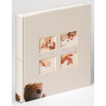 walther design - Baby album Classic Bear