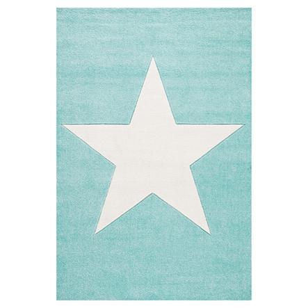 LIVONE Spiel- und Kinderteppich Happy Rugs Star mint, 120 x 180 cm