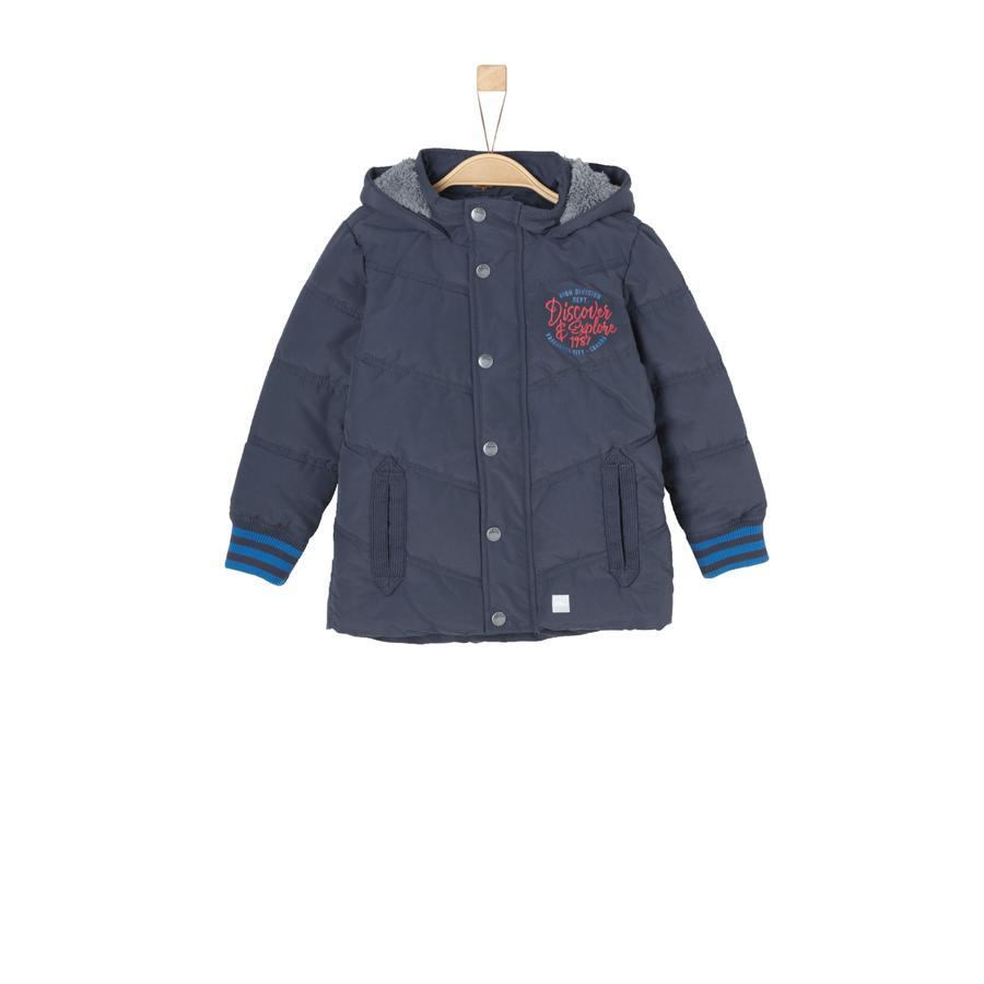 s. Olive r Chlapecká bunda tmavě modrá