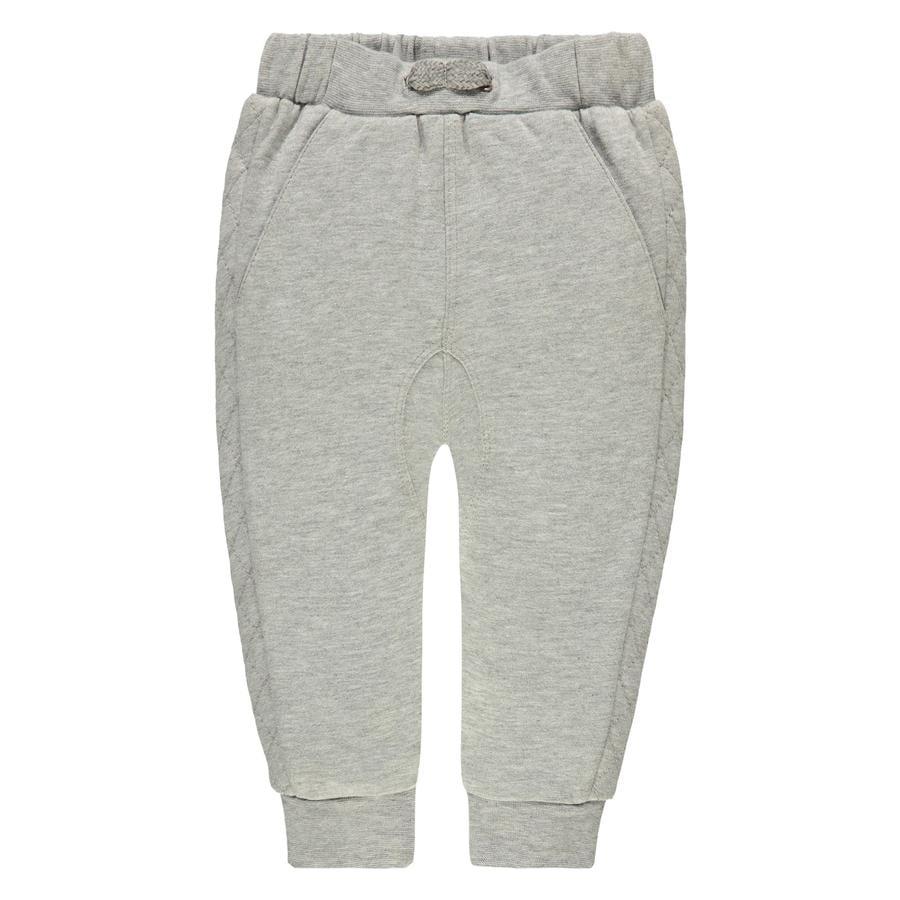 Steiff Boys Pantalón de chándal, gris