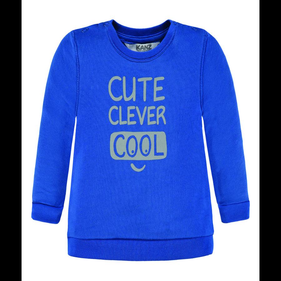 KANZ Boys Sweatshirt, blau
