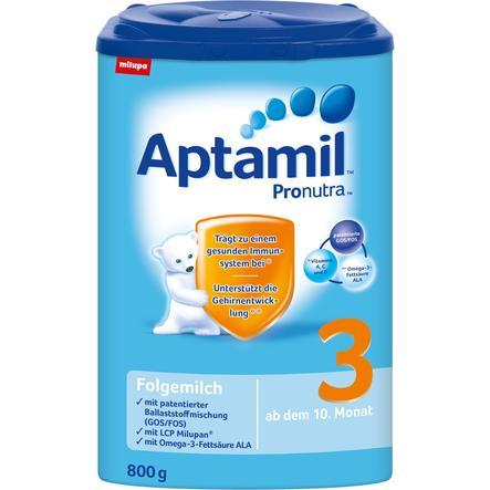 Aptamil 3 Folgemilch Pronutra 800 g