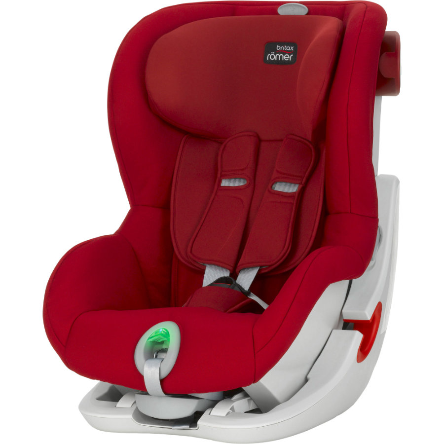 Britax Römer Kindersitz King II ATS Flame Red