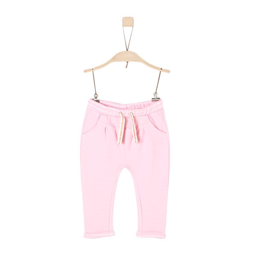 s.Oliver Girls Jogginghose light pink