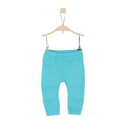 s.Oliver Boys Joggingbukser turquoise melange