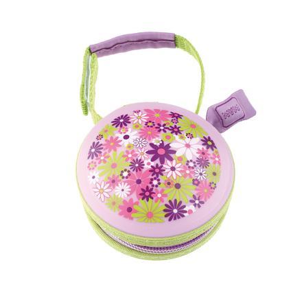 MAM Schnullertäschchen lila / pink