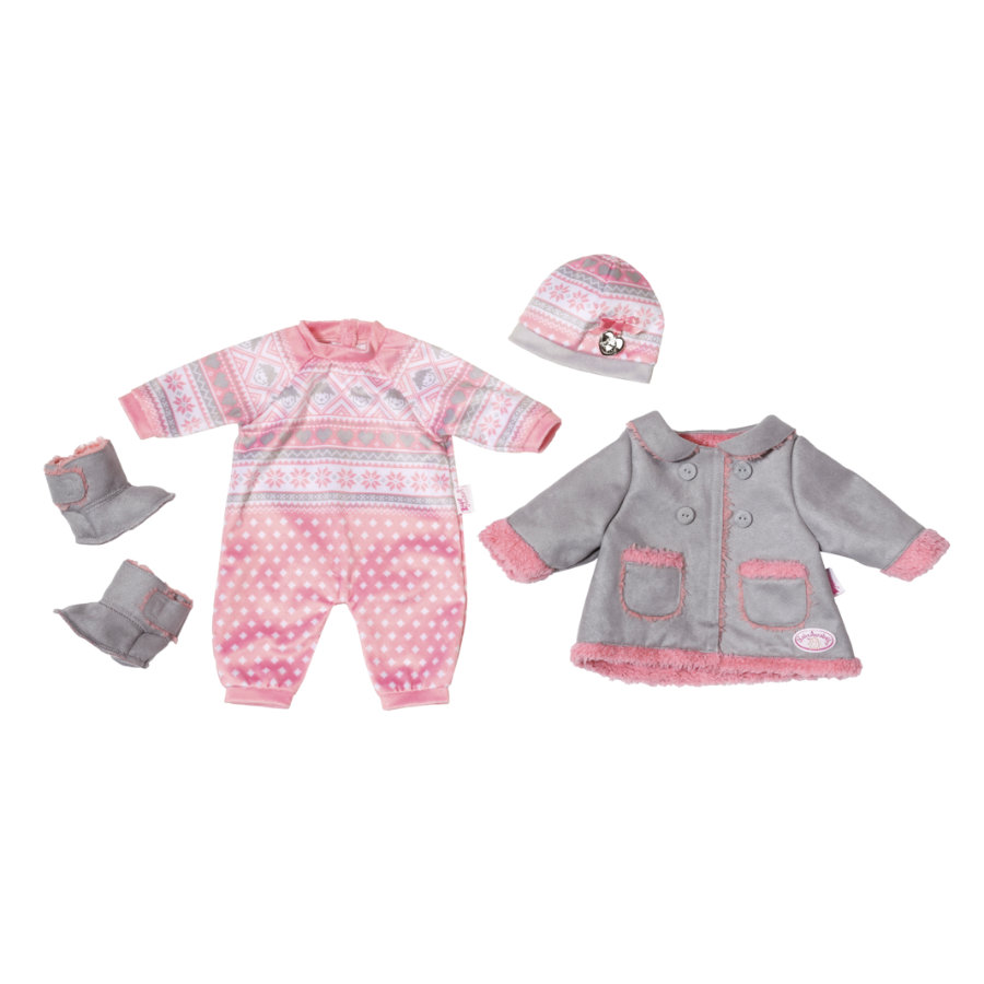 Zapf Creation Baby Annabell® Deluxe Kalte Tage