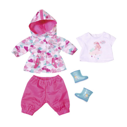 Zapf Creation BABY born® Deluxe souprava do deště