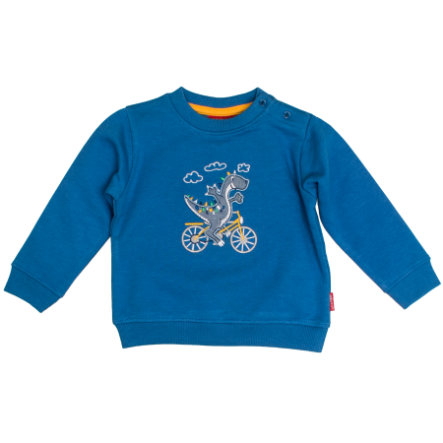 SALT AND PEPPER Boys Sudadera Dino artic azul