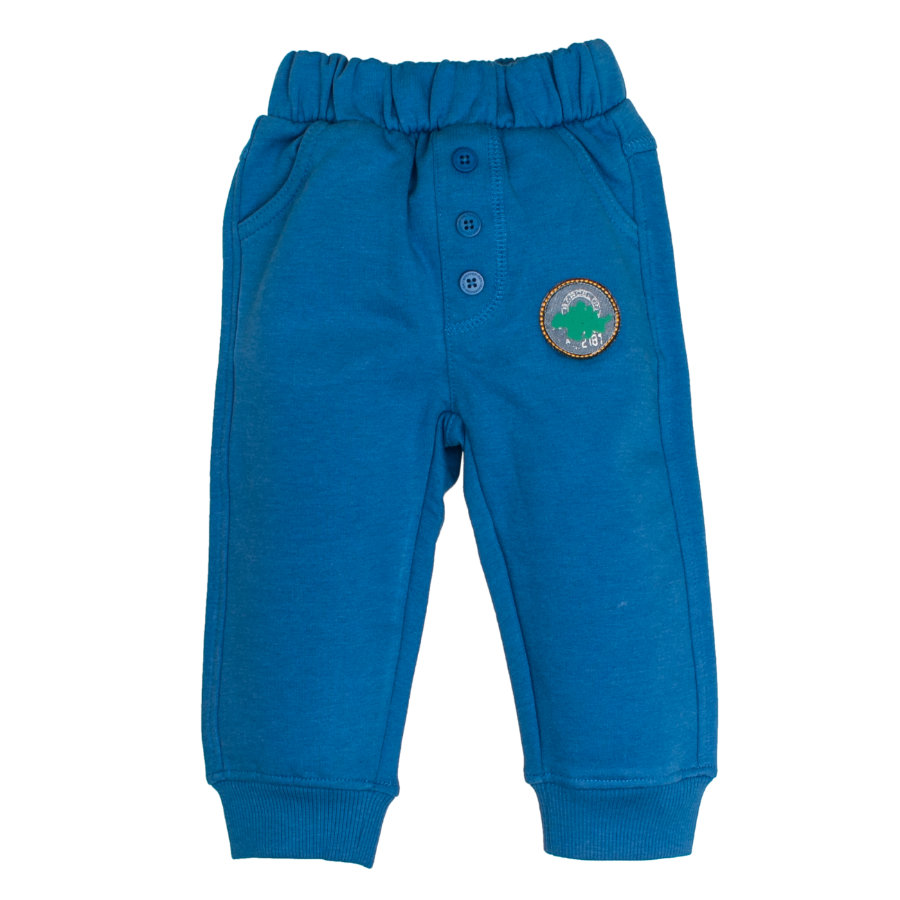 SALT AND PEPPER Jogginghose Boys Dino artic blue