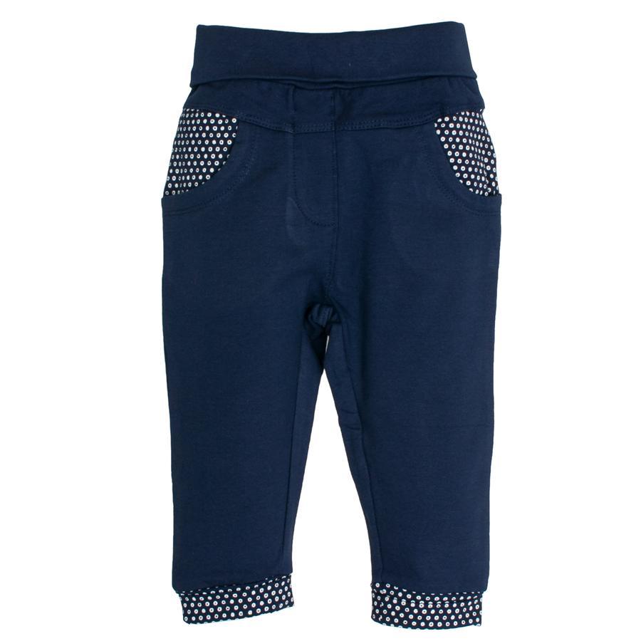 SALT AND PEPPER Boys Legging Funny navy blue
