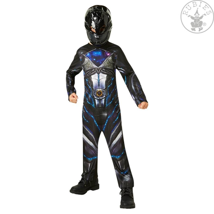 Rubies Costume Carnaval enfant Power Ranger noir