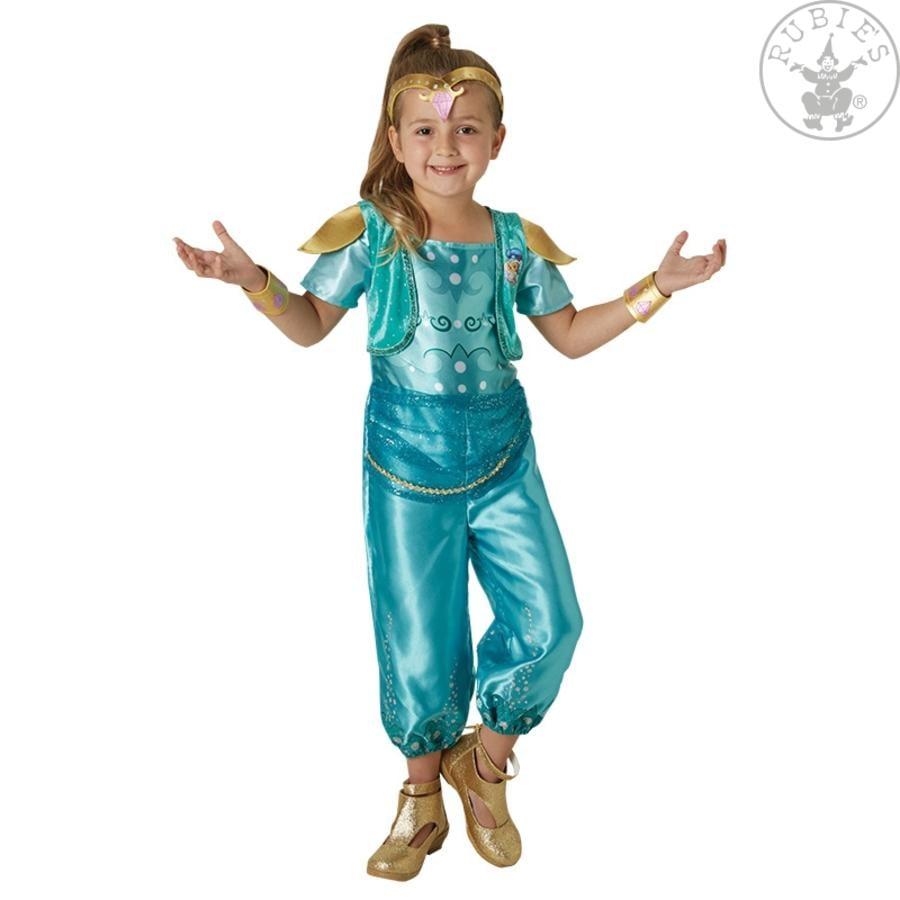 Karnawałowy kostium Rubinów Błysk kostiumu.