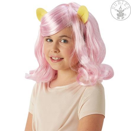 Rubíes Accesorios Mi peluca Pony Fluttershy