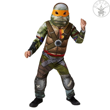 Robijnen Carnaval Kostuum Tiener Mutant Ninja Schildpadden Hybride