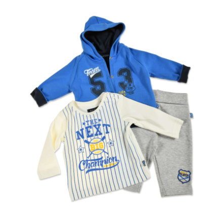 BLUE SEVEN Boys 3er Set blau