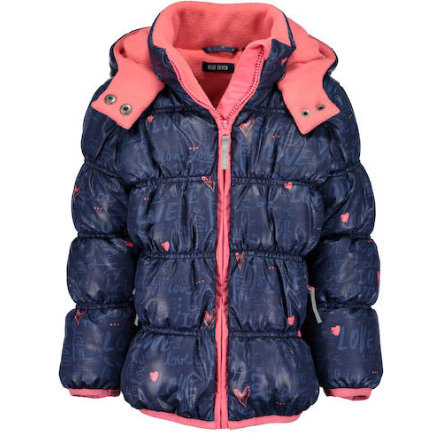 BLUE SEVEN Girls Jacke blau