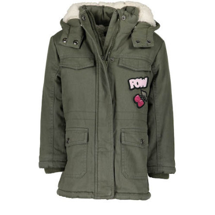 BLUE SEVEN Girls Parka khaki