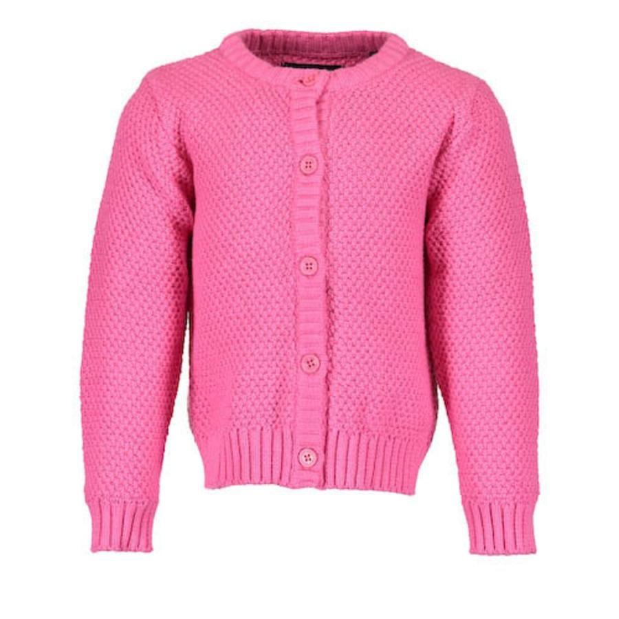 BLUE SEVEN Girl s cardigan rosa