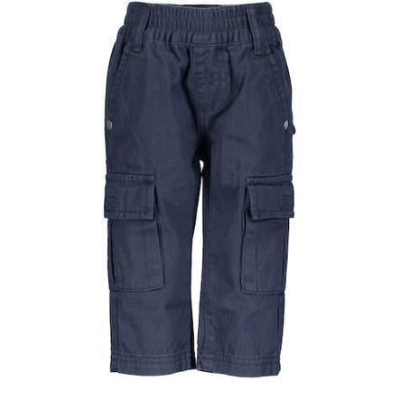 BLUE SEVEN Boys Spodnie niebieskie