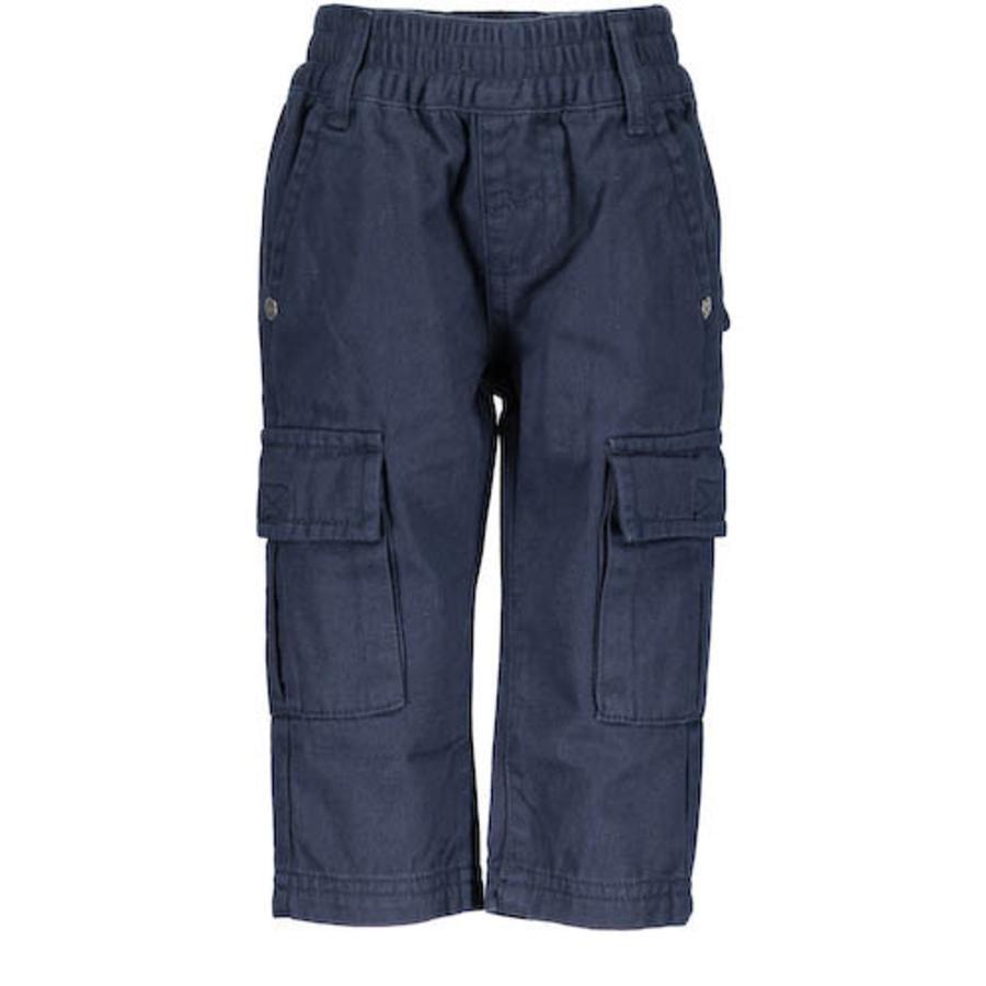 BLUE SEVEN  Chlapecké kalhoty modré